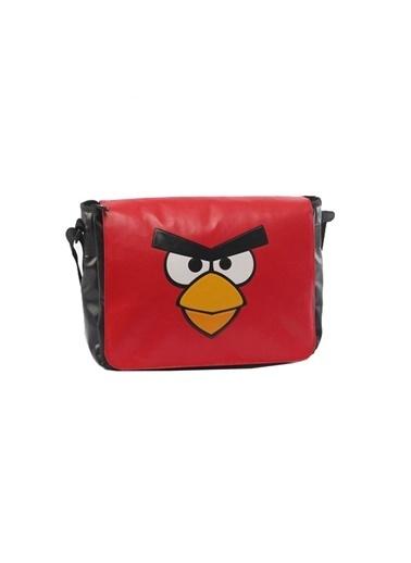 Angry Bird Postacı Çantası 2 47763 Renkli